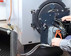OIL BOILER SERVICES IN EXETER