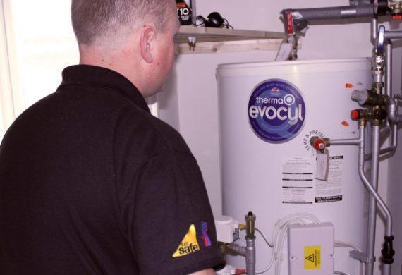 plumbing and heating gas safe boiler plumbing